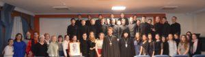 В 159-ю годовщину со дня рождения А.П. Чехова в Донской духовной семинарии прошел творческий вечер